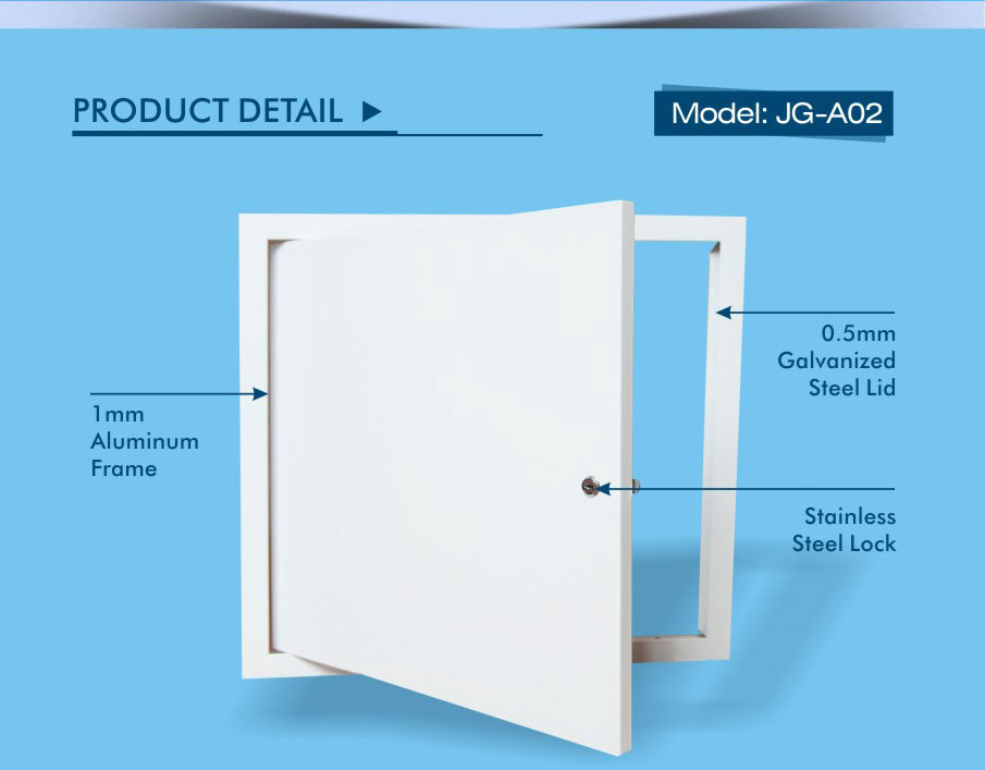 Access Panel for Drywall