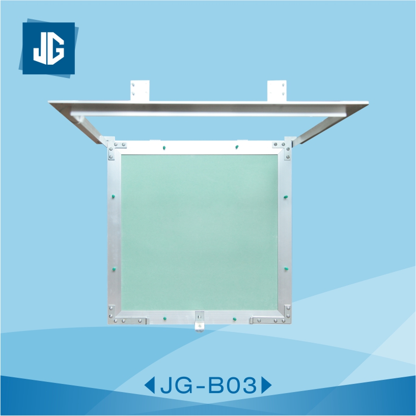 B03 300×300 Aluminum Access Panel Access Hatch