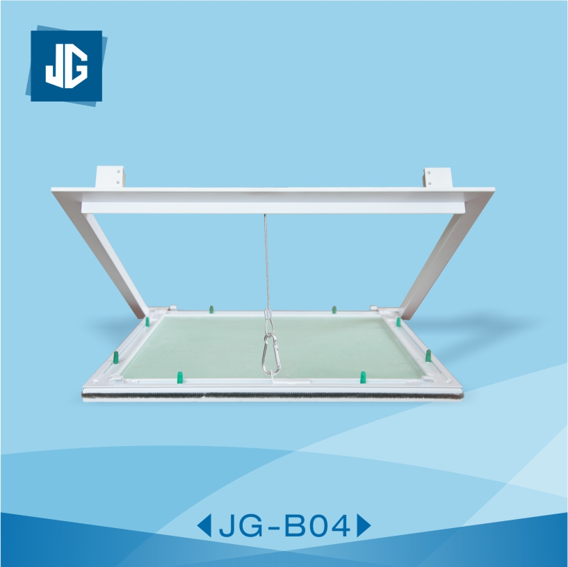 B04 Aluminum Trap Door Access Door